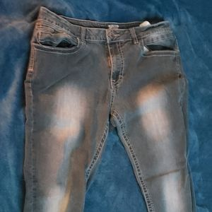 Double Dyed Jeans